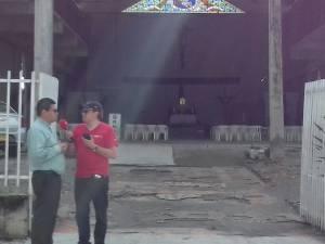 Así luce la parroquia del municipio de Circasia, Quindío