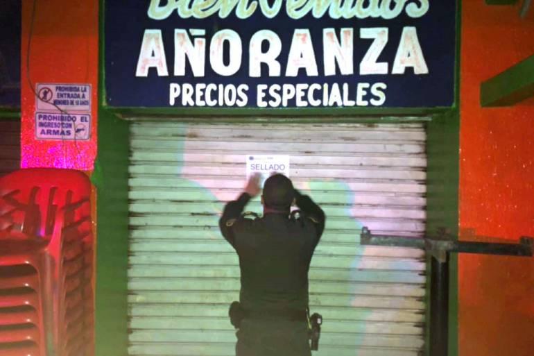 Gracias a Caracol Radio Cartagena autoridades intervienen establecimiento: Gracias a Caracol Radio Cartagena autoridades intervienen establecimiento