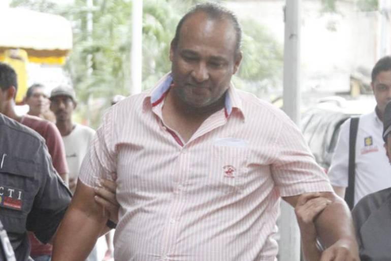 Juez de Cartagena envía a la cárcel a Wilfran Quiroz