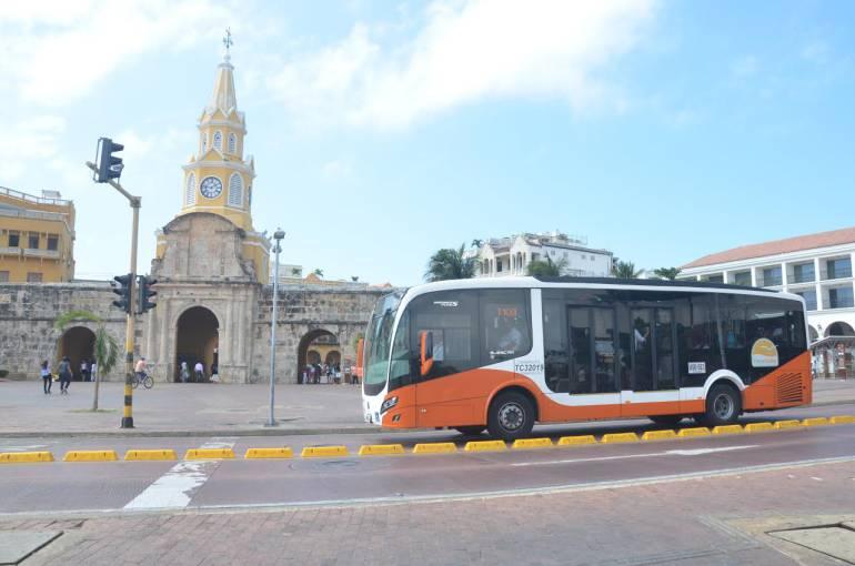 Antes de terminar el semestre habrá 4 rutas más de Transcaribe en Cartagena