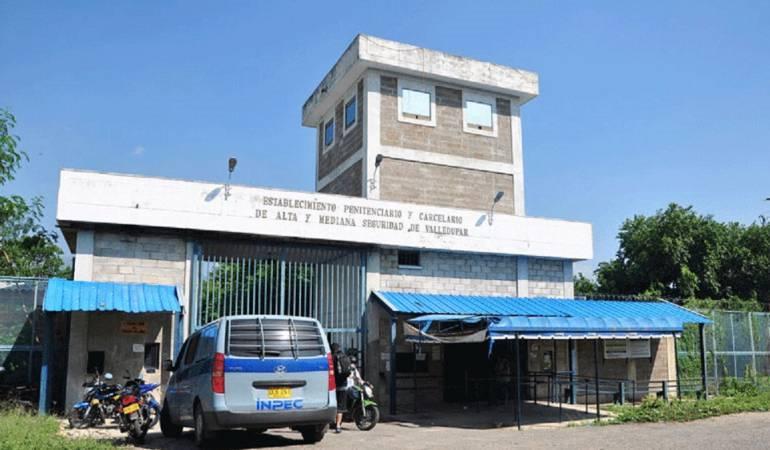 Cárcel de máxima  seguridad de Valledupar.
