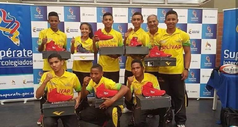 Abiertas las inscripciones para los juegos intercolegiados de Bolívar 2018