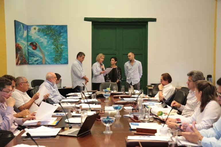Dos nuevos miembros en junta directiva de Cámara de Comercio de Cartagena