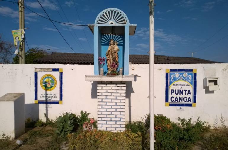 Punta Canoa, en Cartagena, clama por la presencia del Estado