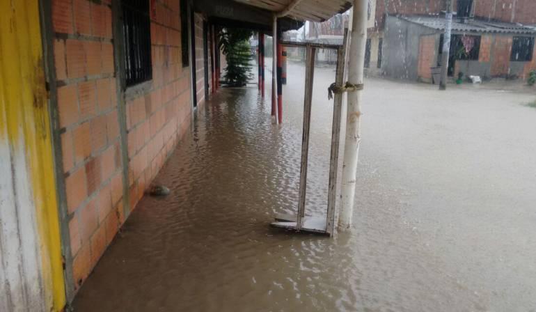 Emergencia invernal tolima: Emergencias en Ibagué por lluvias