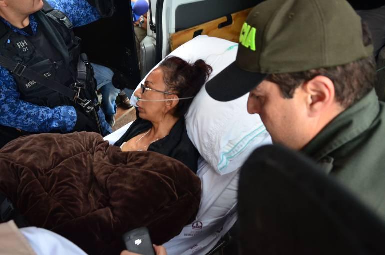 Juez ordena trasladar a Enilce López a la cárcel