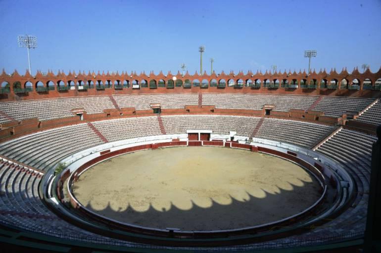 Plaza de Toros de Cartagena será administrada por el IPCC: Plaza de Toros de Cartagena será administrada por el IPCC