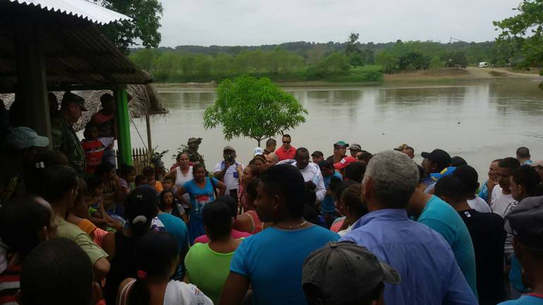 250 personas a quienes restituyeron tierras están desplazados en Cáceres