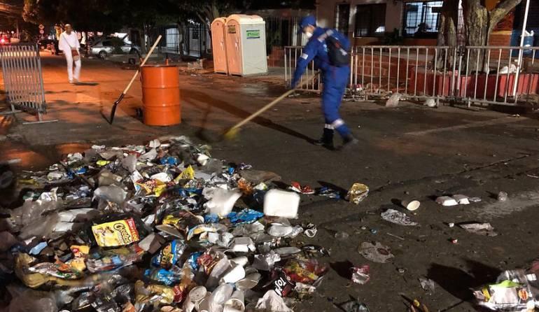 """Problema de basuras en Bogotá: Bogotá debe mejorar su gestión de residuos"""": MinAmbiente"""