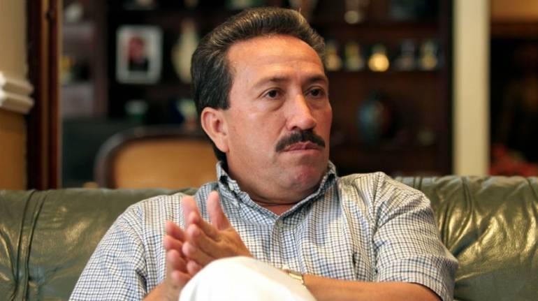 Capturan a exgobernador colombiano ya su exesposa por lavado de activos