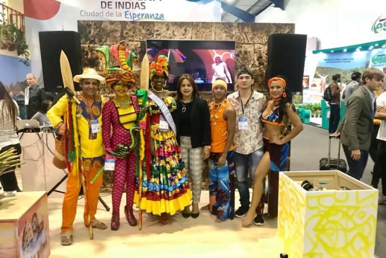 Por segundo año consecutivo, Fiestas de Independencia presentes en Anato: Por segundo año consecutivo, Fiestas de Independencia presentes en Anato