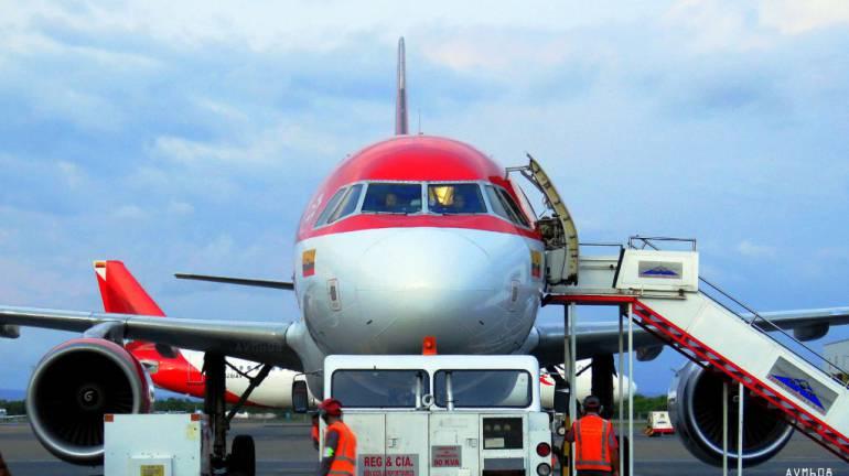 Aumentaron 36% los pasajeros internacionales en Aeropuerto de Cartagena: Aumentaron 36% los pasajeros internacionales en Aeropuerto de Cartagena