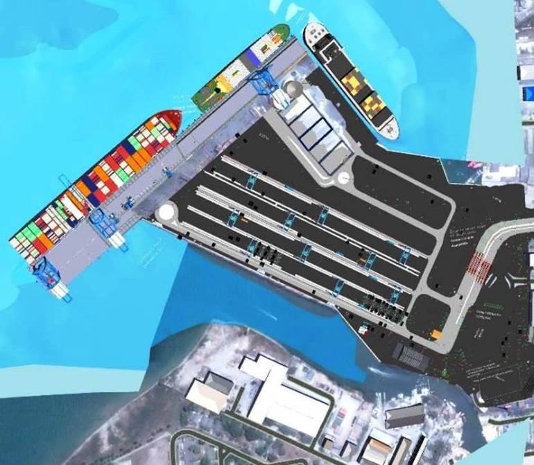 Inversión total del proyecto COMPAS en Cartagena será de US$200 millones: Inversión total del proyecto COMPAS en Cartagena será de US$200 millones