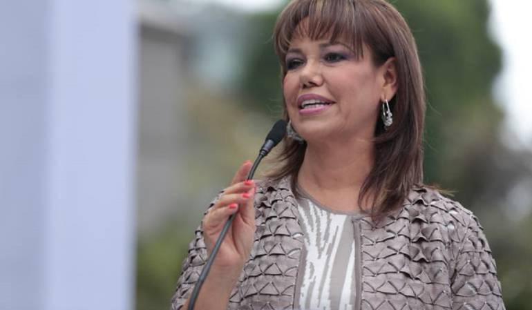 Procuraduría pide libertad de Luz Mary Guerrero, expresidenta de Efecty