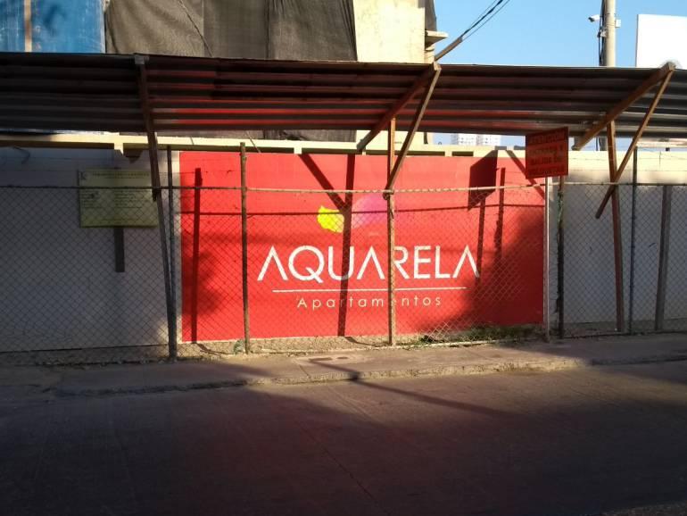 Aquarela insiste en la legalidad del proyecto y que no afecta el Castillo: Aquarela insiste en la legalidad del proyecto y que no afecta el Castillo
