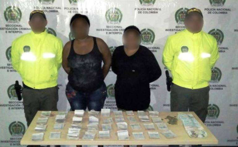 Capturan tres personas por venta de chance ilegal en Cartagena: Capturan tres personas por venta de chance ilegal en Cartagena