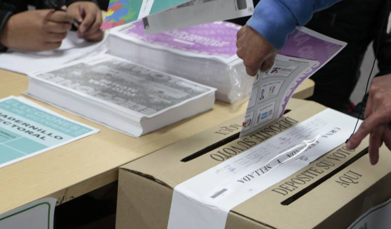 Belén de Bakirá será chocó para efectos electorales: Ciudadanos de Belén de Bajirá votarán en el Chocó