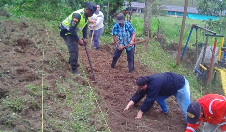 Ideas productivas para la comunidad en el Chocó