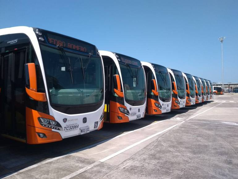 En 15 días comienza ruta Terminal-Pedro Romero-Centro de Transcaribe: En 15 días comienza ruta Terminal-Pedro Romero-Centro de Transcaribe