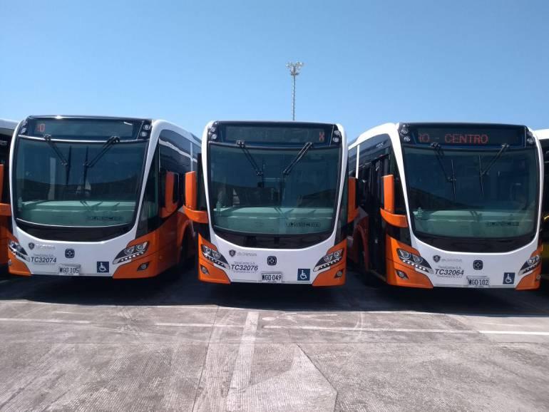 ¡Atentos! Desde hoy, cambian las paradas de las rutas de Transcaribe: ¡Atentos! Cambiaron las paradas de las rutas de Transcaribe