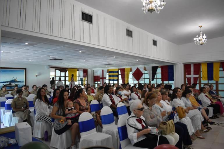 Acción Social Naval de Cartagena realiza su asamblea general: Acción Social Naval de Cartagena realiza su asamblea general