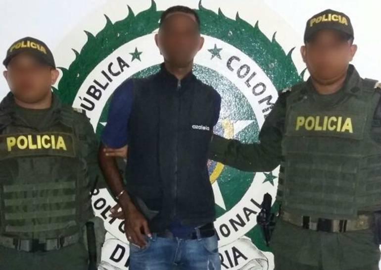 Capturan dos hombres por homicidio y hurto en Cartagena: Capturan dos hombres por homicidio y hurto en Cartagena