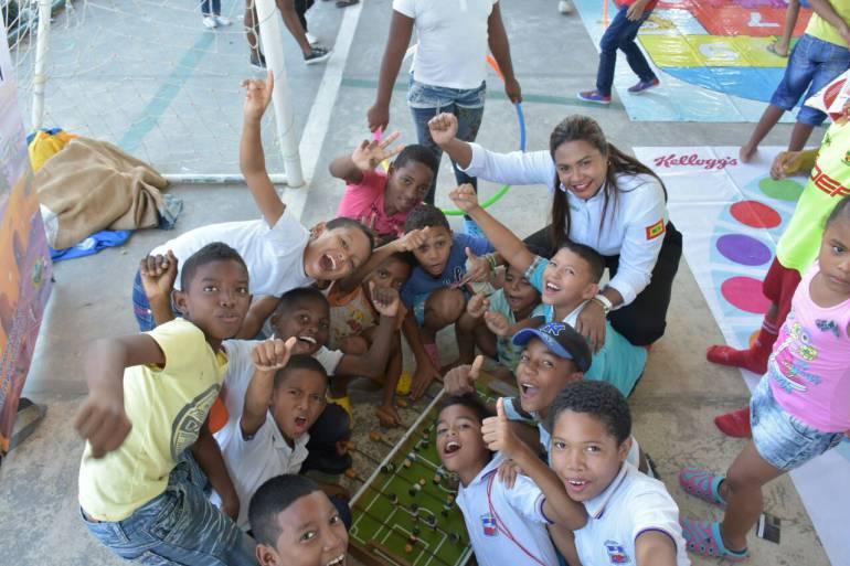 Lanzan campaña contra el trabajo infantil en Cartagena: Lanzan campaña contra el trabajo infantil en Cartagena
