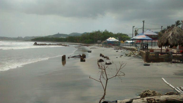 Ahogada murió menor en playas de Puerto Colombia: Ahogada murió menor en playas de Puerto Colombia
