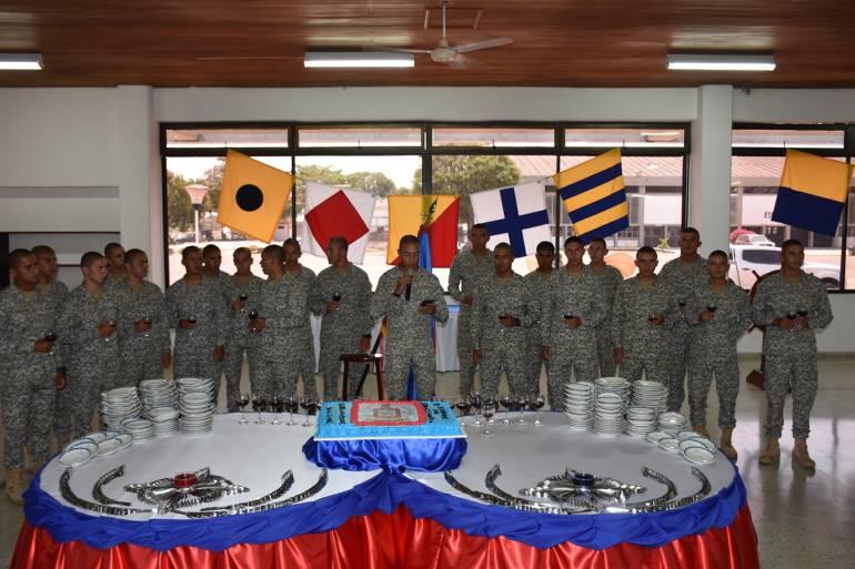 Escuela Naval celebra 81 años de la Infantería de Marina: Escuela Naval celebra 81 años de la Infantería de Marina
