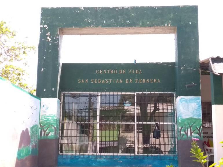 Centro de vida de Ternera, en Cartagena, no recibe alimentos: Centro de vida de Ternera, en Cartagena, no recibe alimentos