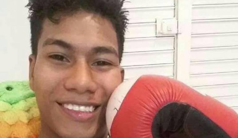 Miguel Ángel Vargas boxeador: Boxeador de la selección Antioquia sufrió brutal paliza en Bello