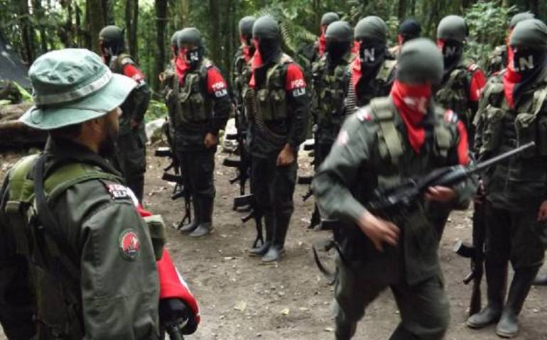 ELN cesará acciones armadas unos días en Colombia
