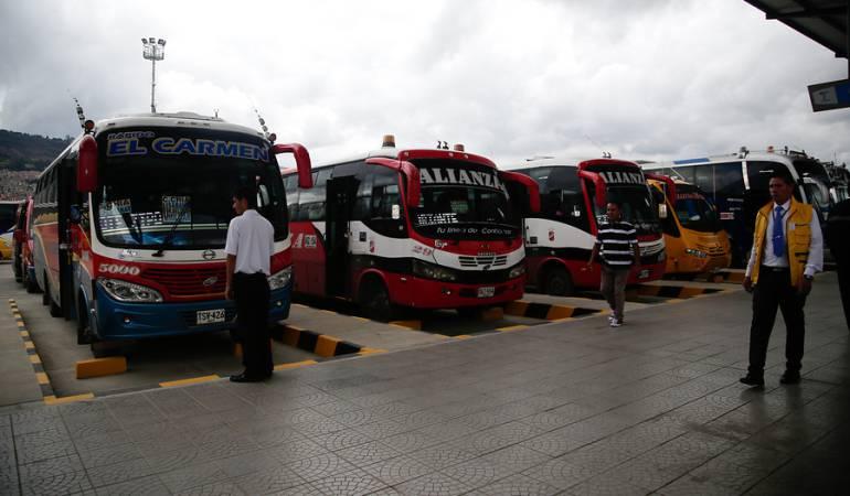 Buses Intermunicipales