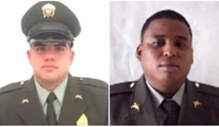 Dos policías muertos dejó una emboscada en Caldono, Cauca