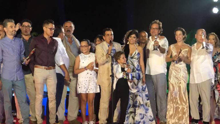 Telecaribe se alzó con 14 Premios India Catalina en Cartagena: Telecaribe se alzó con 14 Premios India Catalina en Cartagena