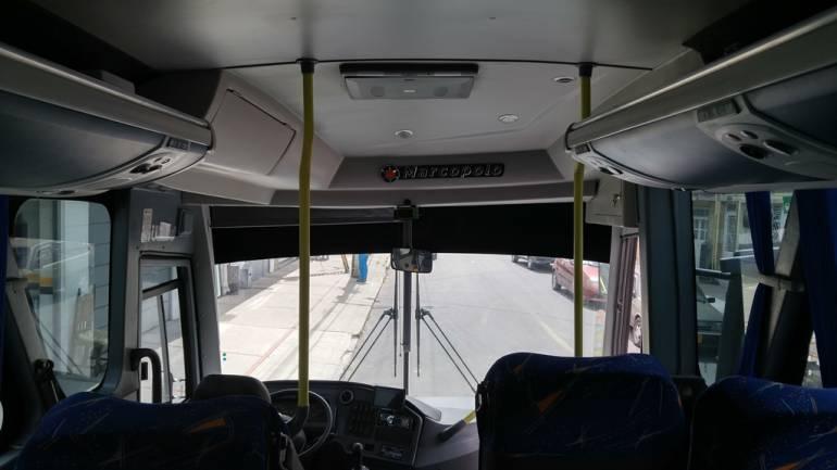 Concejo de Cartagena le pone ojo al transporte escolar: Concejo de Cartagena le pone ojo al transporte escolar