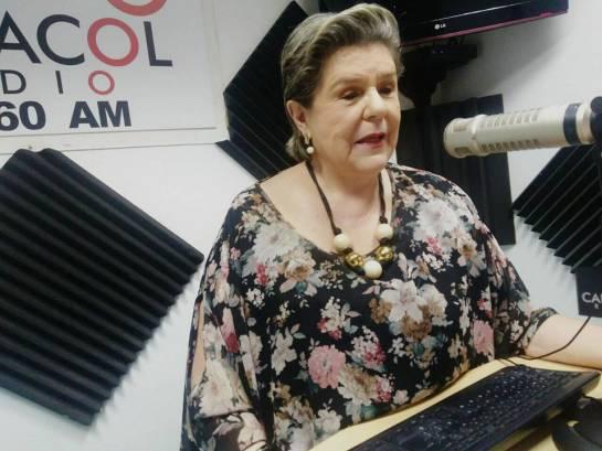 Doris Morela de Castro.