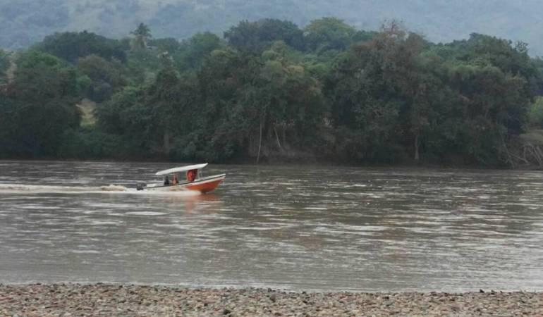 Militar murió ahogado en el río Magdalena