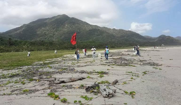 Joven bogotano perdió la vida en el Parque Nacional Tayrona