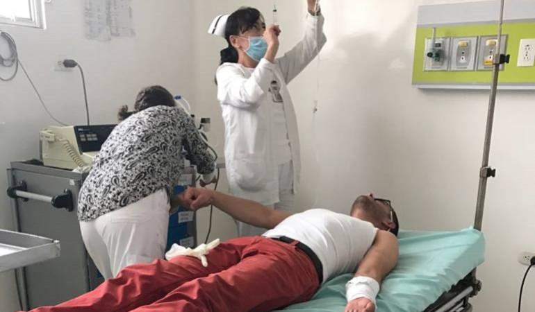 Elecciones 2018: Candidata a la Cámara por Boyacá y su hijo fueron agredidos con machete