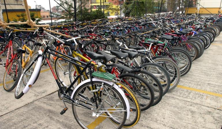 Robo de bicicletas: Cada día en Bogotá se denuncia el robo de 15 bicicletas