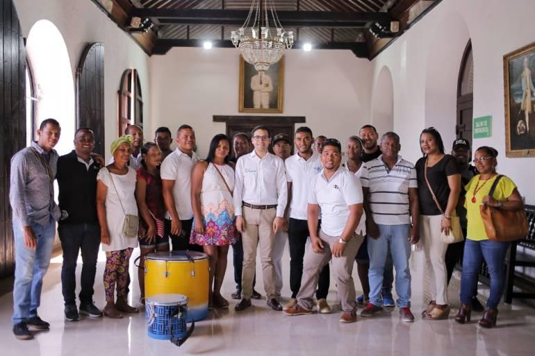 Consejo Comunitario de La Boquilla se presenta formalmente: Consejo Comunitario de La Boquilla se presenta formalmente