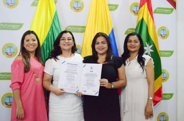 Hacienda de Cartagena recibe certificación ISO 9001 en gestión de calidad: Hacienda de Cartagena recibe certificación ISO 9001 en gestión de calidad