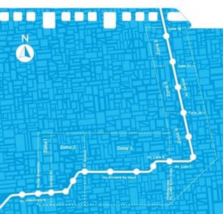 Censo avalúos de pedrios para el Metro de Bogotá