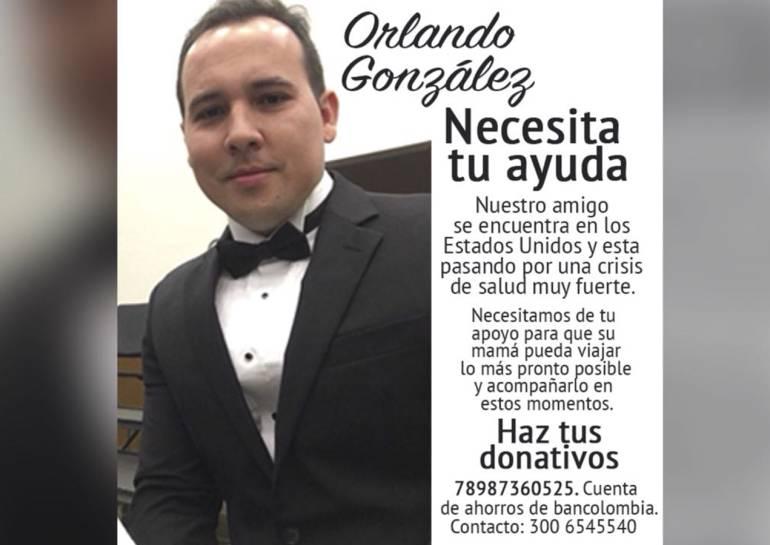 Estafadores se aprovechan de campaña para ayudar a cartagenero enfermo: Estafadores se aprovechan de campaña para ayudar a cartagenero enfermo