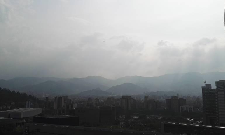 contaminación aire: Declaran 3 días de alerta en Medellín por calidad del aire