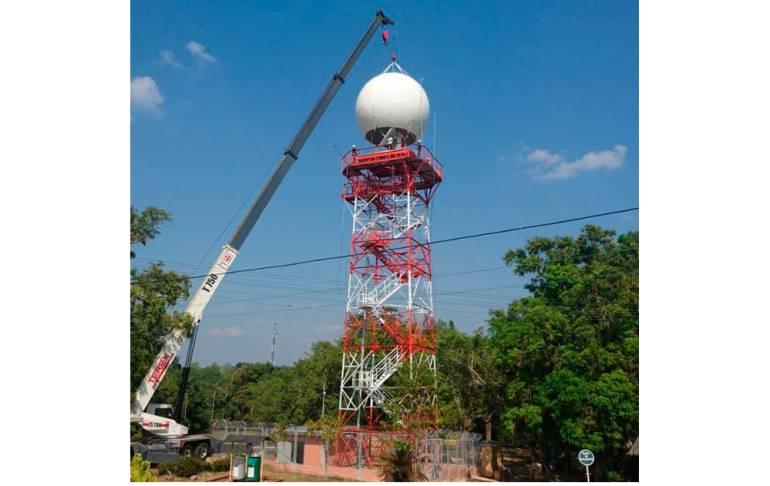TECNOLOGÍA, RADAR: Santander tendrá un potente radar que ayudará a evitar tragedias