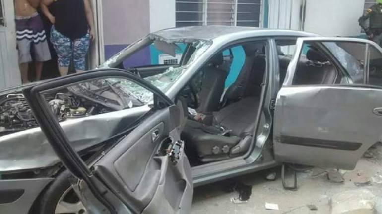 Tratan de linchar a presunto violador en Tuluá: En Tuluá destruyen vehículo de un violador y tratan de lincharlo
