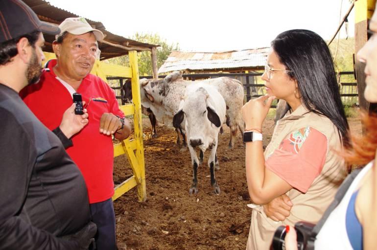 """""""Mi empresa es el campo"""": beneficiario de restitución de tierras de Bolívar: """"Mi empresa es el campo"""": beneficiario de restitución de tierras de Bolívar"""