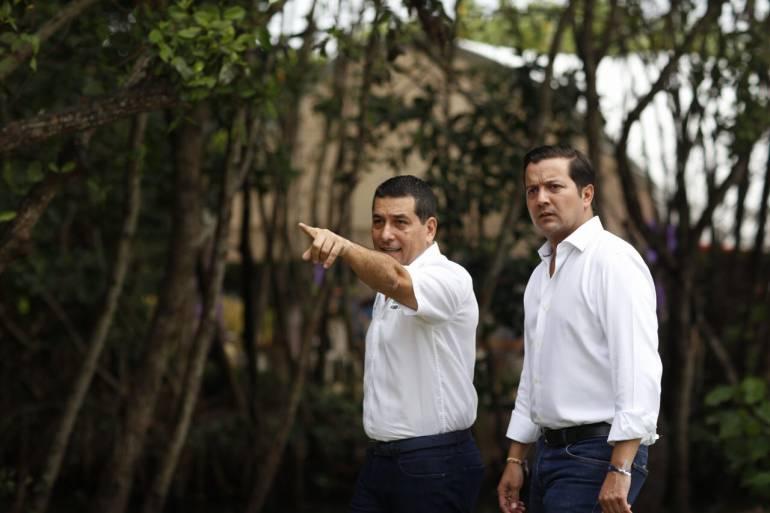 El parque espíritu del Manglar, en Cartagena, tiene 6 zonas Wifi: El parque espíritu del Manglar, en Cartagena, tiene 6 zonas Wifi